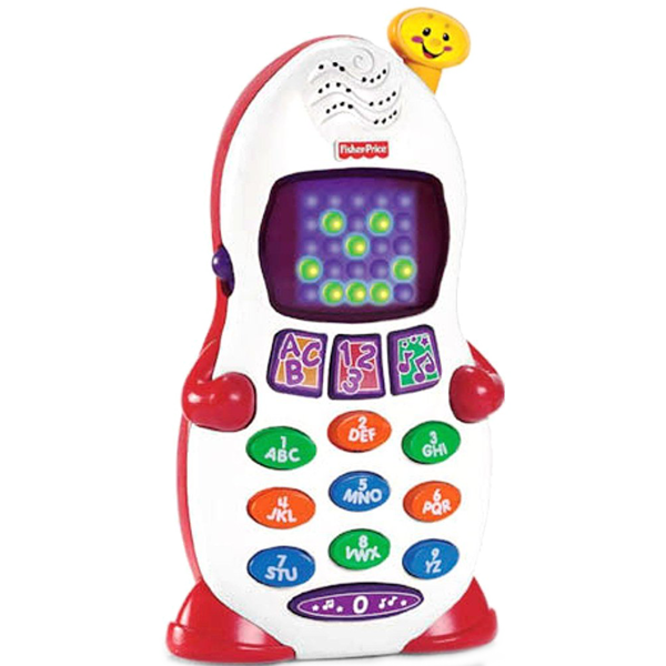 Fisher Price Learning Phone Church On Wheels