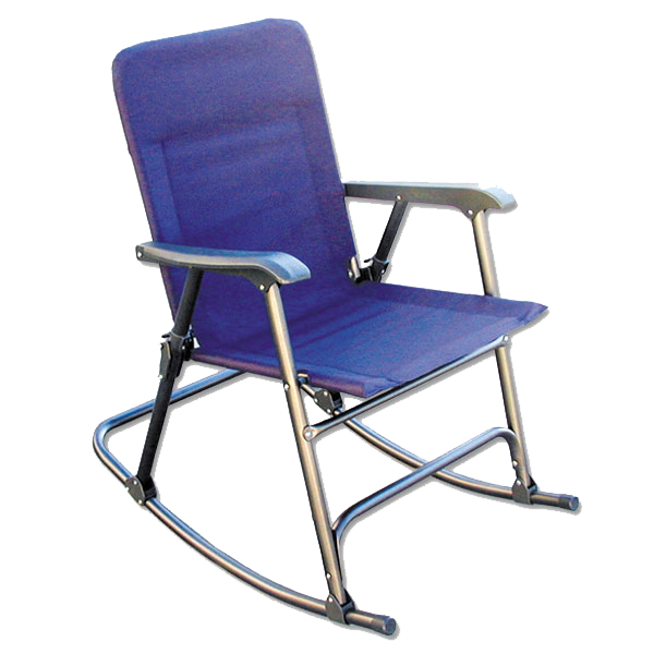 Adult Folding Rocking Chair Church Wheels
